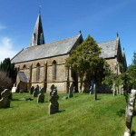 "alt=""Holy Trinity Church, Bradpole"""