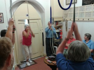 Bell Ringing at Holy Trinity photo