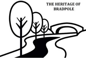 The heritage of Bradpole logo