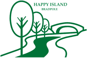 "alt=""Happy Island decorative logo"""