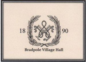 "alt=""Bradpole Village Hall logo"""