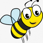 "alt=""a logo for our keep Bradpole buzzing group"""